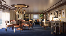 Oceania Unveils New Ralph Lauren Furnished Owners Suites