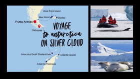 Voyage Preview: Antarctica On Silver Cloud