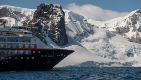 An Antarctic Voyage On Silversea: Part Six, The Main Course Continued, Antarctica