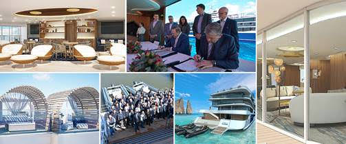Celebrity Cruises Takes Delivery Of Celebrity Flora