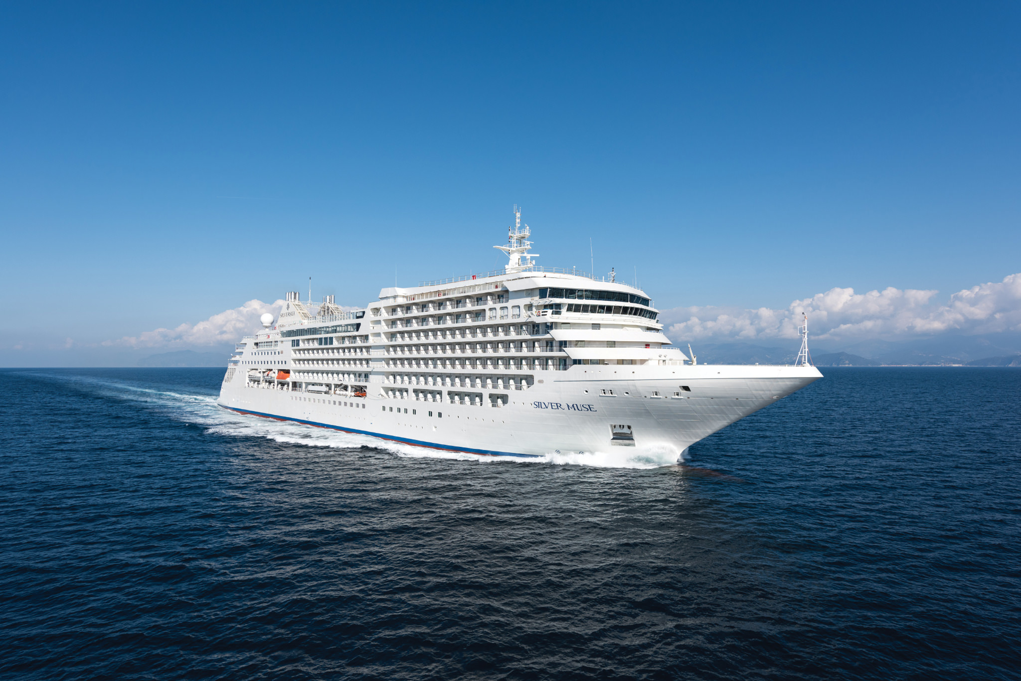 Silversea's 2020-2021 Grand Voyages