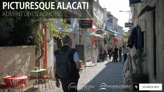 Picturesque Alacati Shore Adventures