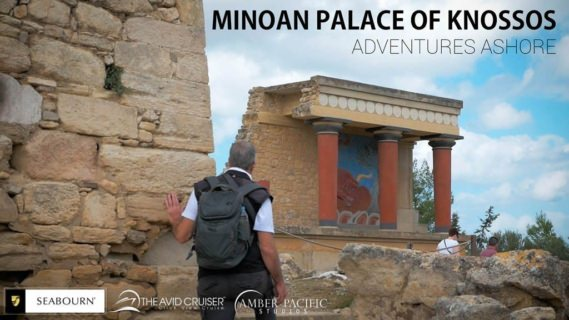 Minoan Palace of Knossoss