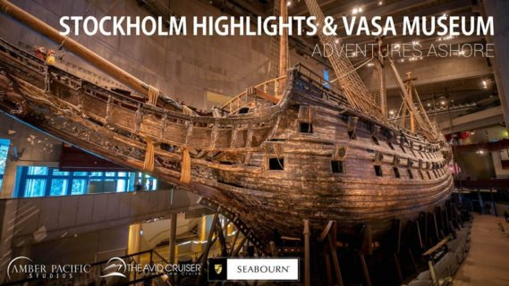 Stockholm Shore Excursions Cruise
