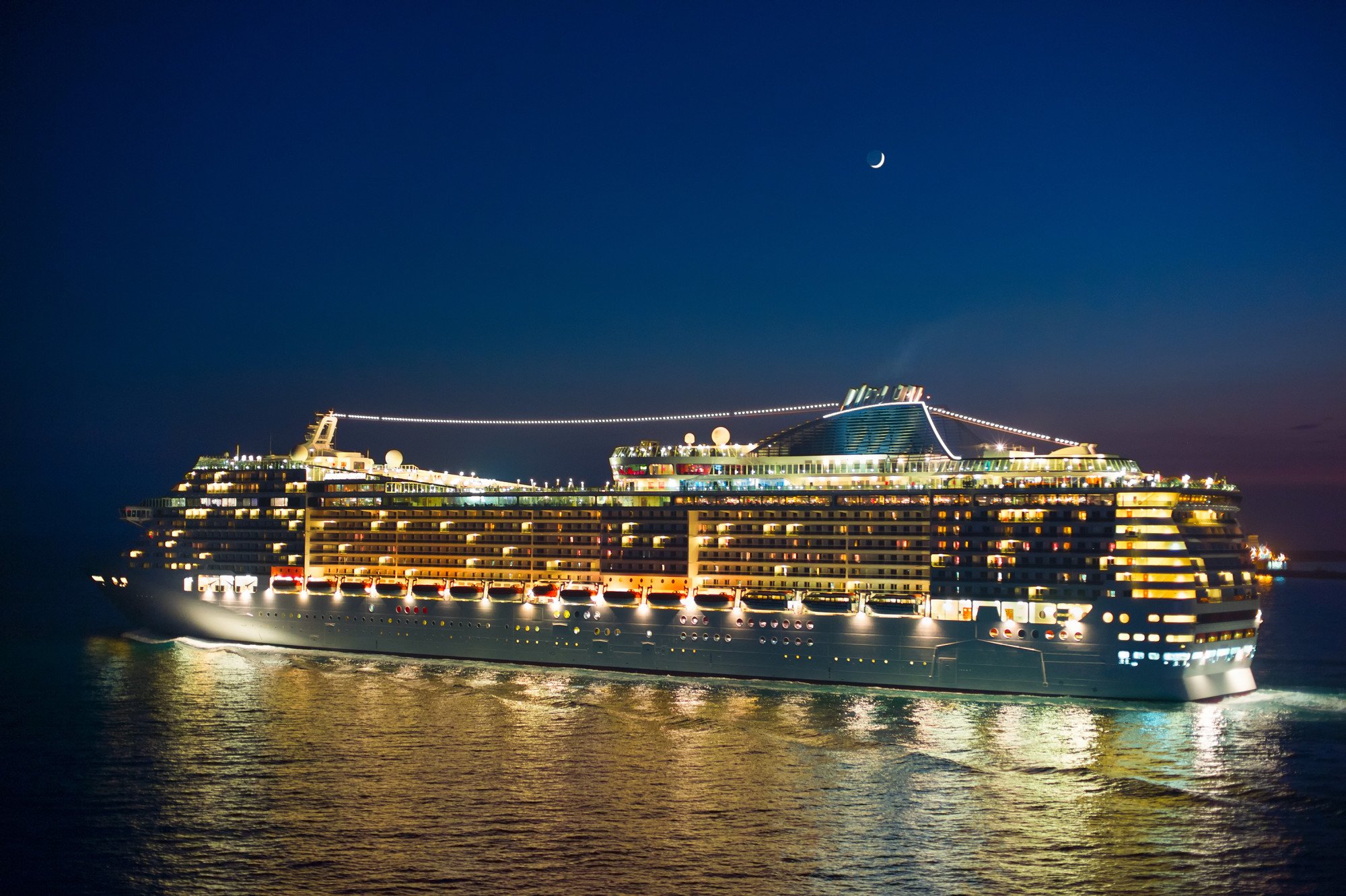 best time to go on a cruise
